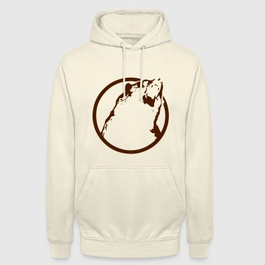 Grizzly GRIZZLY - Sudadera con capucha unisex