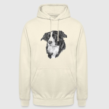 "border collie S - Huppari ""unisex"""