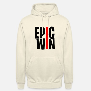 Fortnite Epic Win Epic Victory Fortnit - Hoodie unisex