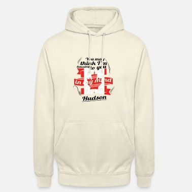 Hudson HOLIDAY HOME ROOTS TRAVEL Canada Canada Hudson - Unisex Hoodie