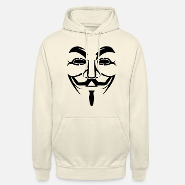 Anonymous ANONYMOUS - Sweat-shirt à capuche unisexe