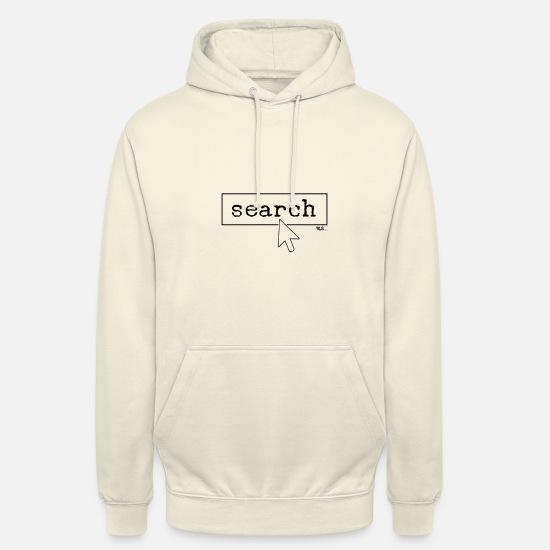 Awesome Hoodies & Sweatshirts - search - Unisex Hoodie vanilla