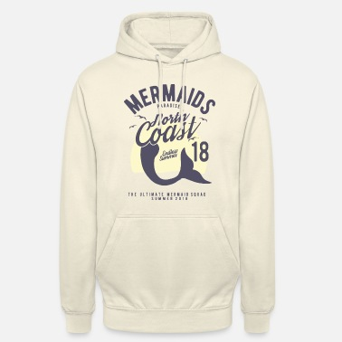 Mermaids North Coast - Unisex Hoodie