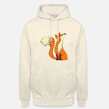 Insult Fox insulted - Unisex Hoodie