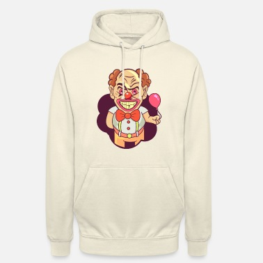 Scary The clown - Unisex Hoodie