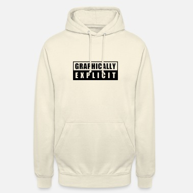 College graphically explicit - Unisex Hoodie