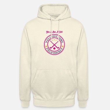 Field Hockey field Hockey - Unisex Hoodie