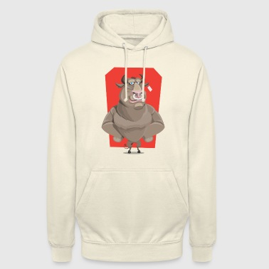 SWAGG BULL - Hoodie unisex