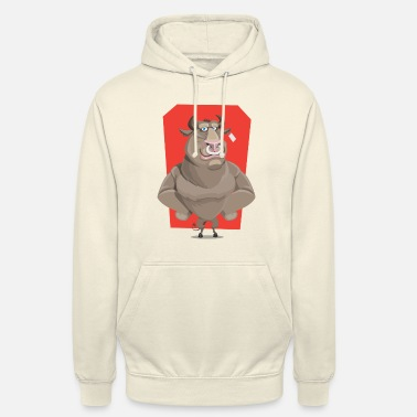 Swagg SWAGG BULL - Hoodie unisex