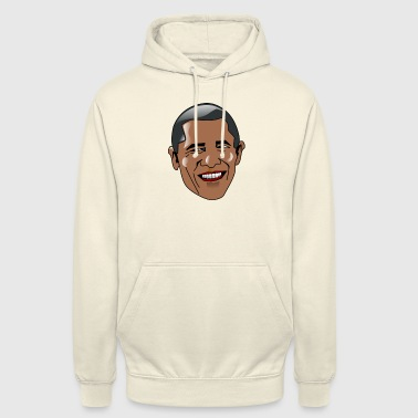 Barack Obama - Sweat-shirt à capuche unisexe