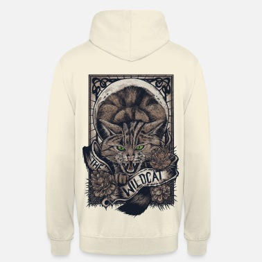 Animal Collection Wildcat - Unisex Hoodie