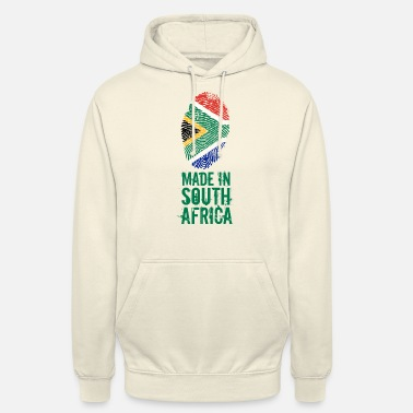 Sud Africa Made In Sud Africa / Sud Africa - Hoodie unisex