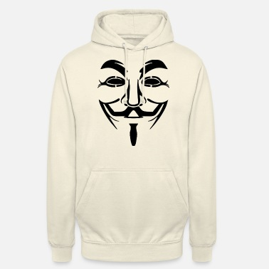 Anonymous ANONYMOUS - Sweat à capuche unisexe