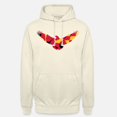 German Eagle GERMAN EAGLE GERMAN EAGLE CAMO / CAMOUFLAGE - Unisex Hoodie