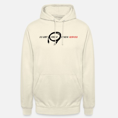 Stage Cool and funny sound engineer design with Auxweg - Unisex Hoodie