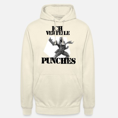 Bros Verteile Punches Falcon - Unisex Hoodie