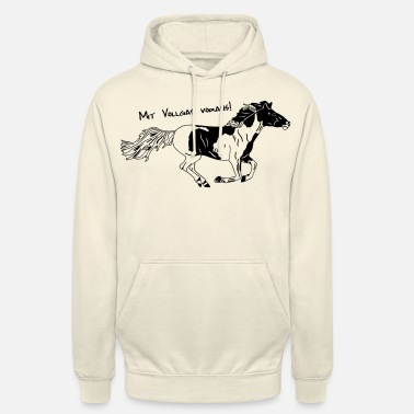 Gas A tutto gas - Hoodie unisex
