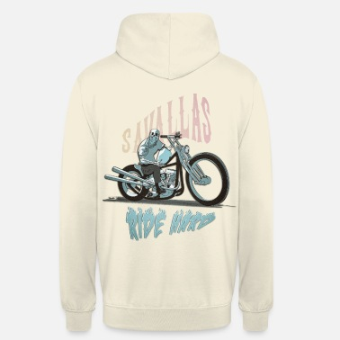 Hard Rock Ride Hard - Unisex Hoodie