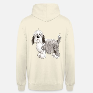 Bearded The Bearded Collie - Unisex Hoodie