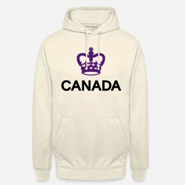 Major CANADA Army, Mision Militar ™ - Unisex Hoodie