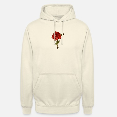 Rose Red Rose - Bluza z kapturem unisex