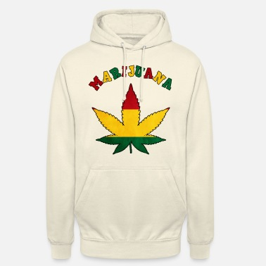 Cannabis cannabis cannabis cannabis haschisch chanvre tee shirt - Sweat à capuche unisexe