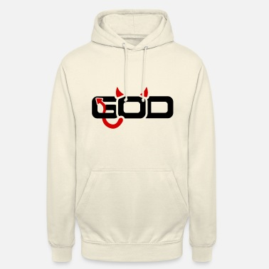 God Mother GOD / DEVIL - Unisex huppari
