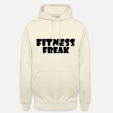 Fitness Monstre de fitness - Sweat à capuche unisexe