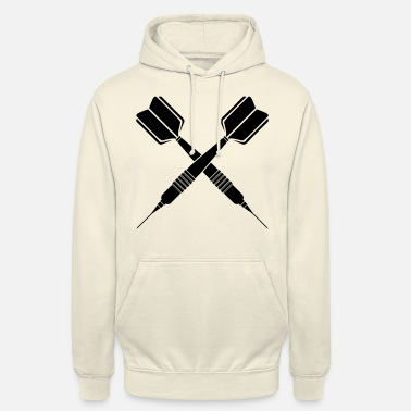 Arrow Darts arrow - darts player darts darts arrow arrows - Unisex Hoodie