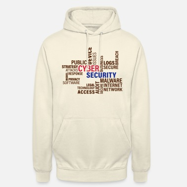 Cyber Cyber Security - Unisex Hoodie