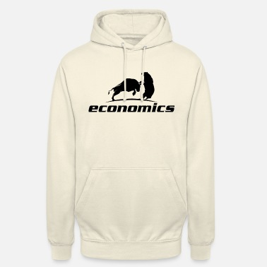 Stock Bull Bear Business Gift Idea - Unisex Hoodie