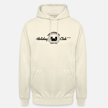 Radioaktiv Tschernobyl Holiday Club - Unisex Hoodie