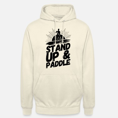 Soporte Stand Up Paddling Sup Stand - Sudadera con capucha unisex