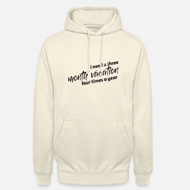 Cool Say Quote Quote Slogan - Unisex Hoodie