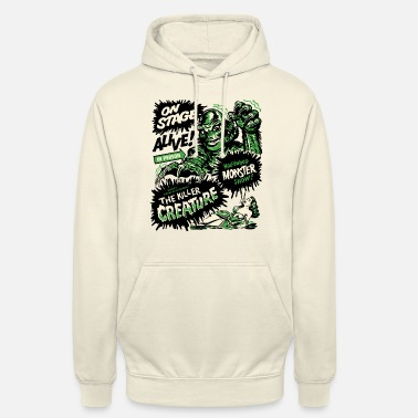 The Killer Creature Hollywood Show - Unisex Hoodie