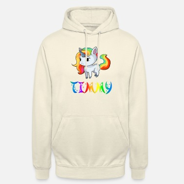 Timmy Unicorn Timmy - Sweat à capuche unisexe