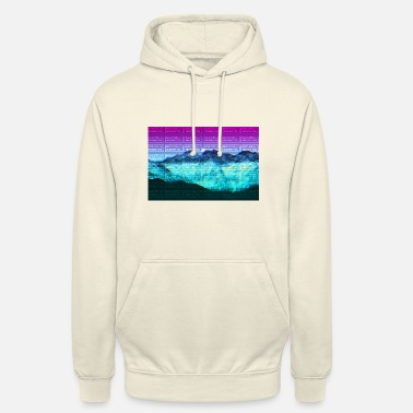 Mountains - Unisex Hoodie