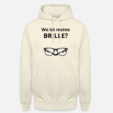 Where are my glasses? - Unisex Hoodie