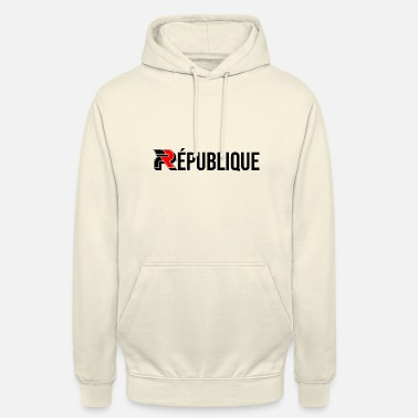 Official-person French Republic Europe France Paris flag - Unisex Hoodie