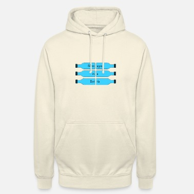 Message Messages in a bottle - Unisex Hoodie