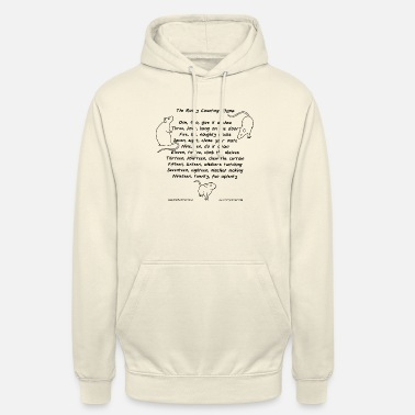 Ratty counting rhyme - Unisex Hoodie
