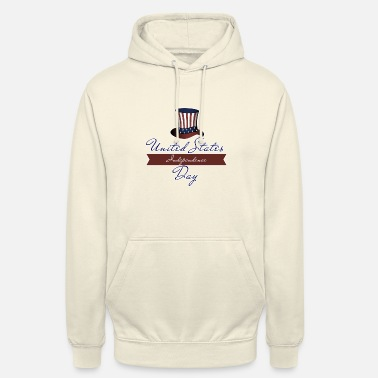 United United States Independence Day - Unisex Hoodie