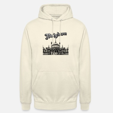 East Sussex Padiglione di Brighton East Sussex - Hoodie unisex