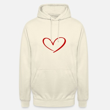 Relationship Hearts Against Hate 315 - Unisex Hoodie