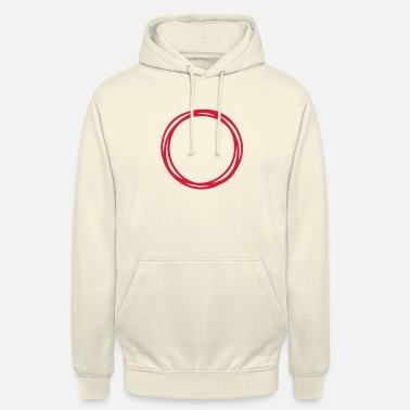 Circle Circles and circles - Unisex Hoodie