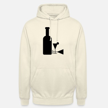 Alcohol alcohol - Unisex Hoodie