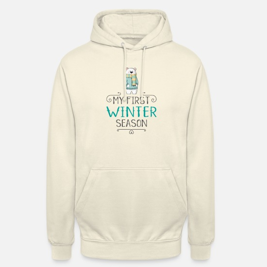Winter Hoodies & Sweatshirts - winter - Unisex Hoodie vanilla