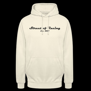 Street of Racing - collection one - Unisex Hoodie