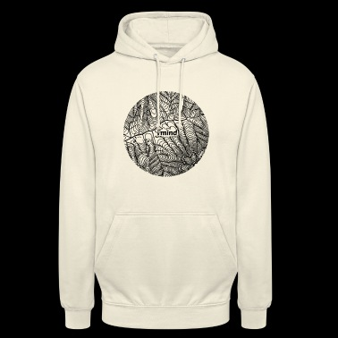 Tee Tree Mind Map - Unisex Hoodie