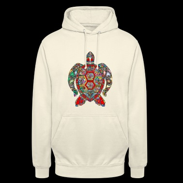 tortues marines animaux d'animaux des tortues marines - Sweat-shirt à capuche unisexe